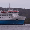 MV Hamnavoe<br /> Serco Northlink<br /> 2nd May 2013<br /> Heading to Babcock Rosyh for repairs to a damaged crankshaft.