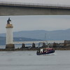 Golden Isles UL214 passing Skye bridge  16 05 16