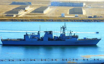 HMCS Regina (FH-334)