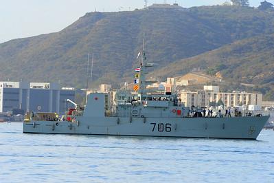 HMCS Yellowknife MM-706