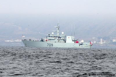HMCS Saskatoon (MM 709)