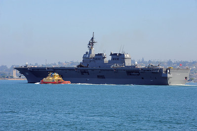 "JS Helicopter Destroyer ""Hyuga"" 181"