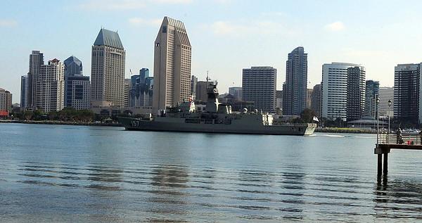 HMAS Perth FFH-157