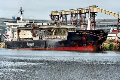 APALIS ARROW (IMO number: 8013869)  | Willamette River | Portland, Oregon  | Canon EF 70-300mm f/4-5.6 IS USM