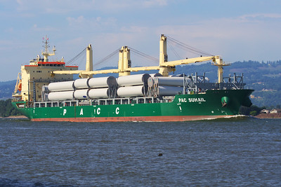 PAC SUHAIL (imo:9598945) Built 2012