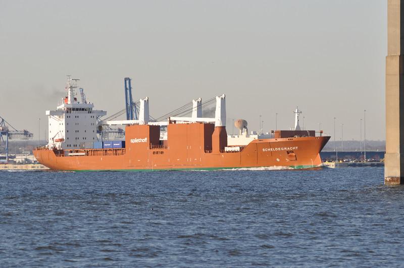 Scheldgracht<br /> <br /> Photographed 2/28/14 Baltimore, MD