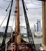Command deck, Golden Hinde II, Southwark, London, 3 September 2013 2.