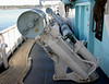 HMCS Sackville, Halifax, Nova Scotia, 3 October 2005 12.  Depth charge throwers.
