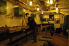 HMS Belfast, London, 19 September 2007.  Here are 12 views of life and work aboard Belfast, beginning with the shipwright's workshop.