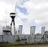 HMS Caroline, Alexandra Dock, Belfast, Tues 15 May 2012 7.