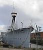 HMS Caroline, Alexandra Dock, Belfast, Tues 15 May 2012 1.