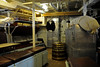 HMS Cavalier, Chatham dockyard, Sat 9 June 2012 15.  Mess deck
