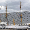 HMS Gannet, Chatham historic dockyard, Sat 9 June 2012 13.  A last look at this graceful warship.