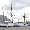 HMS Gannet, Chatham historic dockyard, Sat 9 June 2012 12