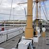 HMS Gannet, Chatham historic dockyard, Sat 9 June 2012 6.  Looking aft.