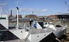 HMS M33, Portsmouth, Mon 2 September 2013 2