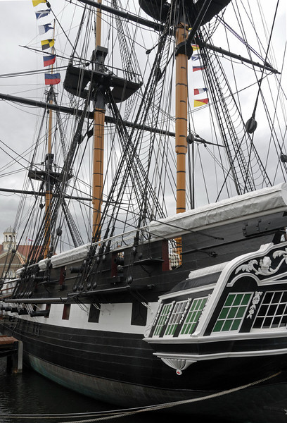 HMS Trincomalee, Hartlepool, Tues 10 August 2010 6.
