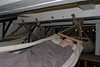 HMS Trincomalee, Hartlepool, Tues 10 August 2010 21.  Sound asleep in his hammock!  When commissioned in 1847 Trincomalee had a crew of 240, fewer than the 320 planned when she was built.