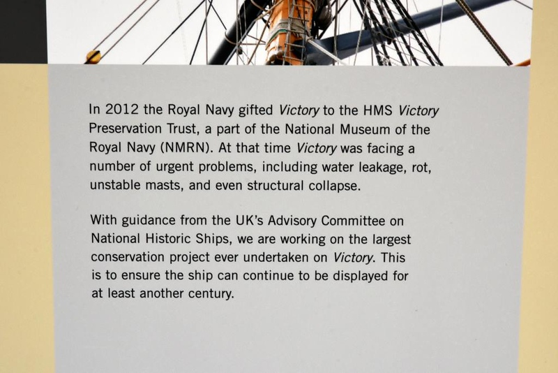 HMS Victory, Portsmouth, 12 June 2019 2.
