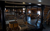 HMS Victory, Portsmouth, 6 March 2007 18.  Upper gun deck 2.  Looking aft.
