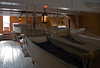 HMS Victory, Portsmouth, 6 March 2007 17.  Upper gun ('main') deck 1.  The sick berth, under the focsle.