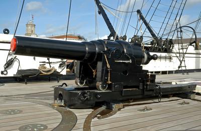 HMS Warrior, Portsmouth, 2007 & 2014