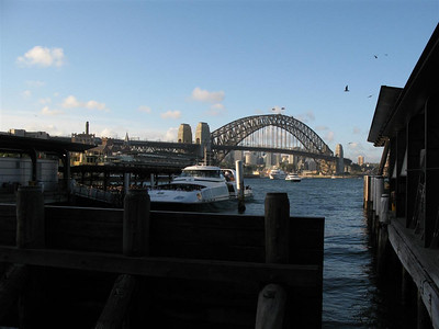 Harbour Bridge - Feb 20-07