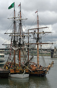 Lady Washington & Hawaiian Chieftain