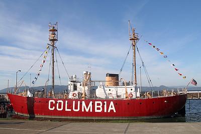 Lightship Columbia / Columbia River Maritime Museum
