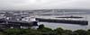 Douglas harbour from Douglas Head, Fri 30 July 2010 - 0804