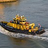 Port of Rotterdam patrol vessel.  Built 2002 and 150 GT