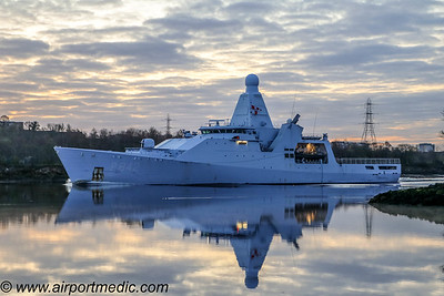 HNLMS FRIESLAND P842 Royal Dutch Navy