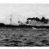 "ss GRETAVALE<br /> Yard No 797<br /> Launched: Wednesday, 22/02/1928 for Andrew Crawford & Co of Glasgow (Vale Line)<br /> <br /> The Vale Line became a substantial tramp ship fleet, carrying bunker coals between the UK, Australia and the Far East - and ports in between. The Company acquired 13 ships between 1904 and 1942. The Gretavale of 1928 was the second of three sister ships built by Lithgow for the company in 1927-29, the first being named Gogovale (the third) and the last vessel becoming the second Gryfevale. <br /> <br /> Gretavale was torpedoed while on convoy duties in WW2. Her predecessor in the Crawford fleet, the first Gretavale, was also lost in WW2. By that time she was Japanese owned, named TOKAI MARU, and she was sunk by the US Air Force.<br /> <br /> Career:<br /> <br /> <a href=""http://www.clydesite.co.uk/clydebuilt/viewship.asp?id=18122"">http://www.clydesite.co.uk/clydebuilt/viewship.asp?id=18122</a>"