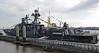 RFS Vice Admiral Kulakov, Cruise Terminal, Liverpool, Sun 26 May 2013 5.
