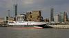 Manannan, Liverpool, Sun 26 May 2013.  The Douglas - Liverpool ferry.