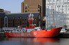 Mersey Bar lightship Planet, Canning Dock. Liverpool, Sun 26 May 2013.