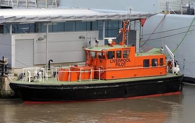 Liverpool ships, 2013