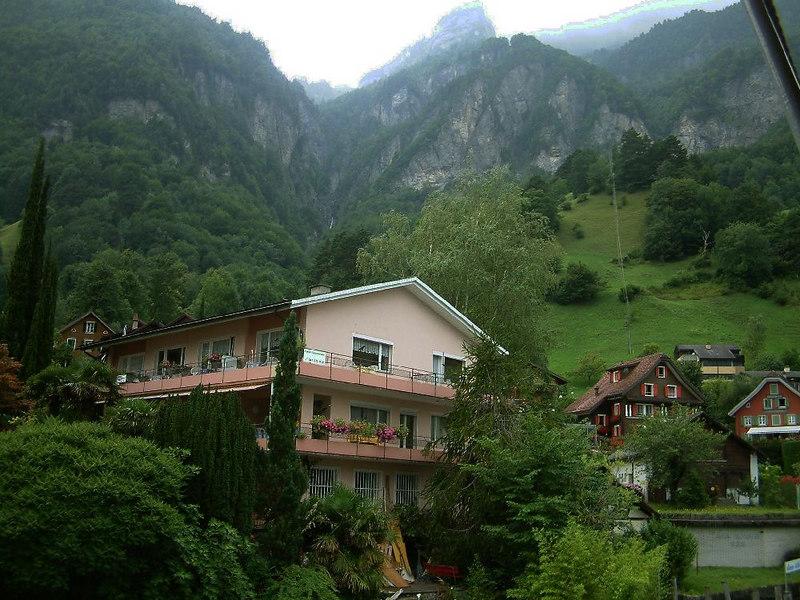 The village of Bauen