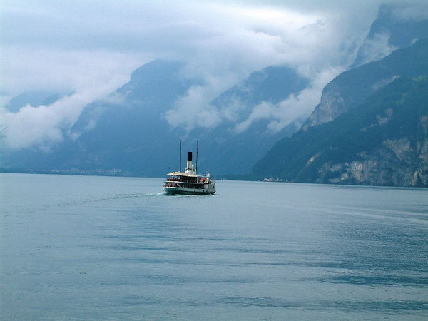 Luzern - its Lake and Steamers - Part 2 UPDATED 20_09_2006