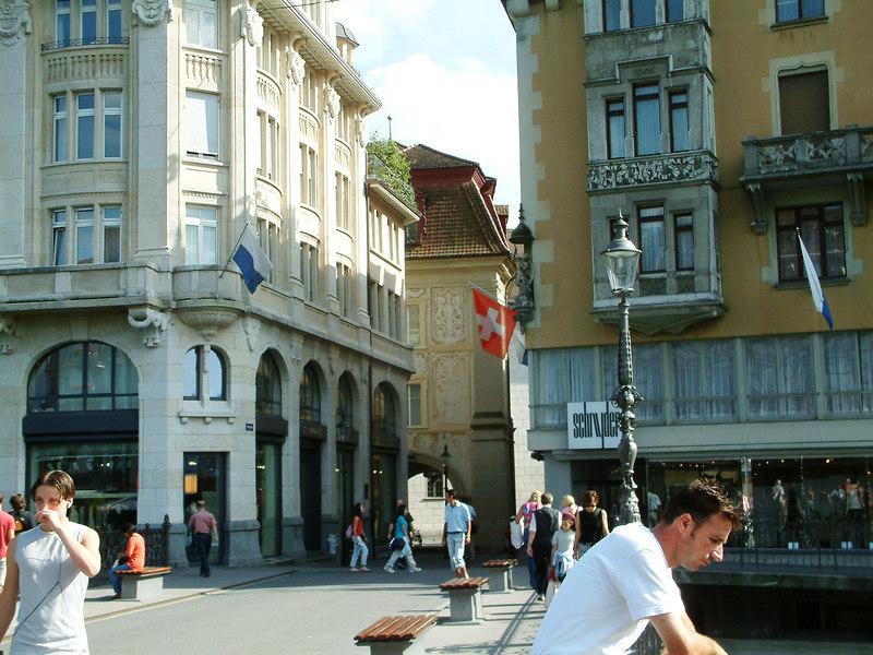 Krongasse, Luzern