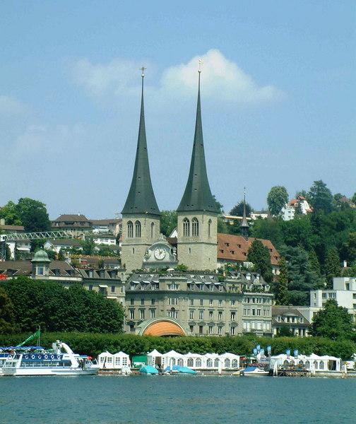 Luzern Hofkirche