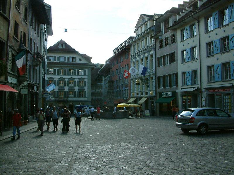 Old Luzern - Weinmarkt