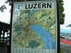 Map of stadt Luzern