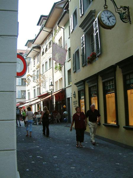 Old Luzern - Kapelgasse