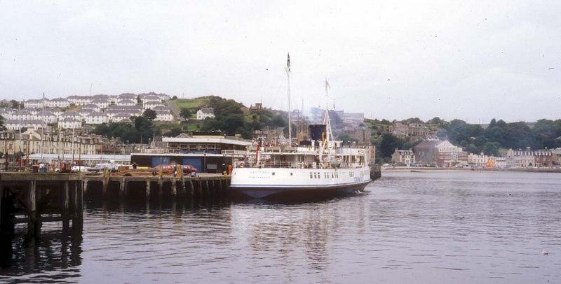 Southsea at Rothesay