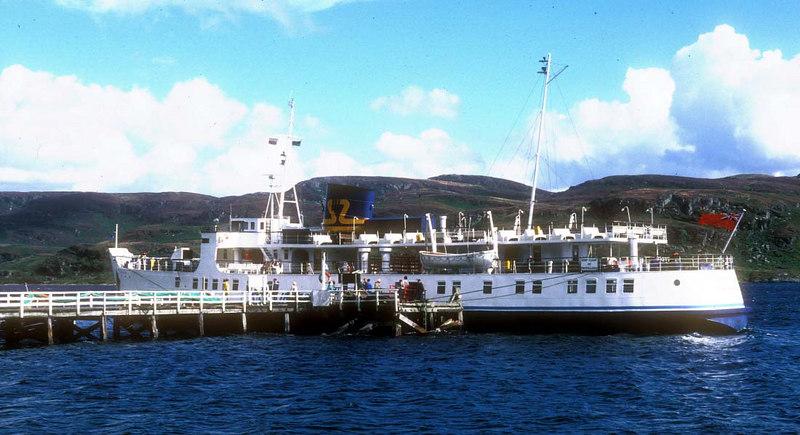 Southsea at Tighnabruaich