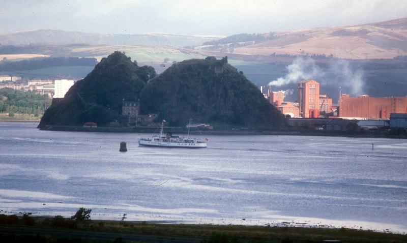 Southsea passing her birthplace at Dumbarton again