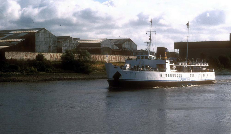 Southsea passing Renfrew