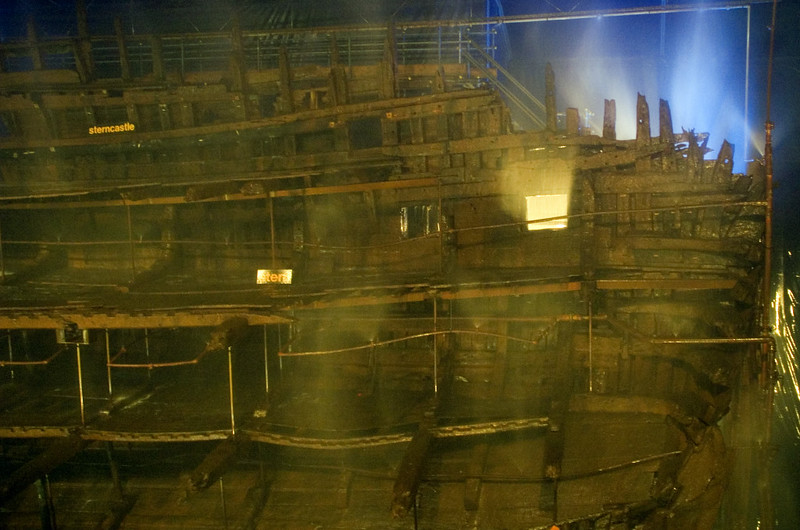 Mary Rose, Portsmouth, 6 March 2007 5.