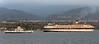 Fata Morgana & Galaxy, Messina Strait, 12 September 2007 - 1833